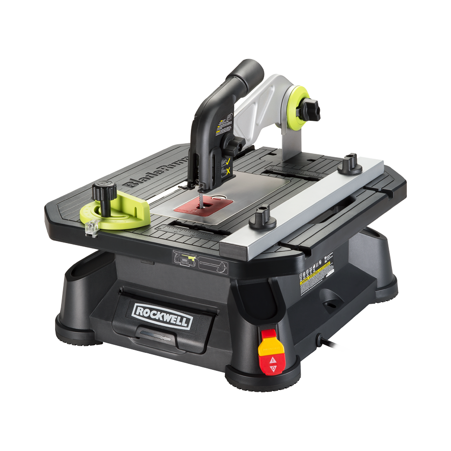 Bladerunner X2 Portable Tabletop Saw Rockwell Tools